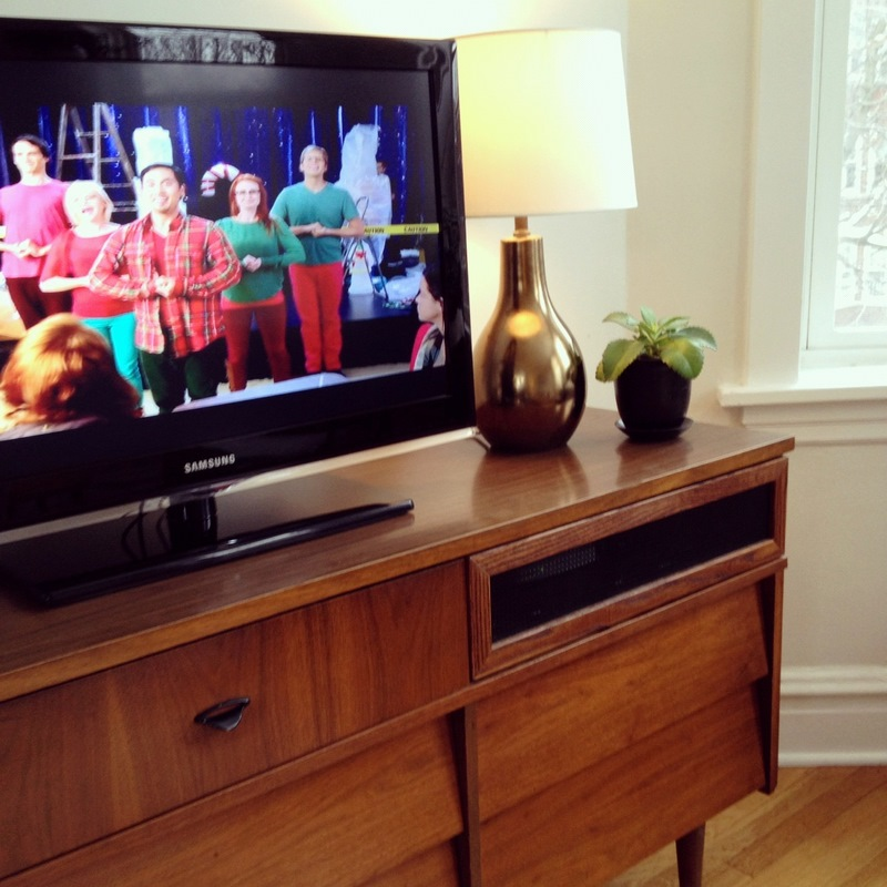A Harmless Dresser To Tv Stand Conversion Project Palermo