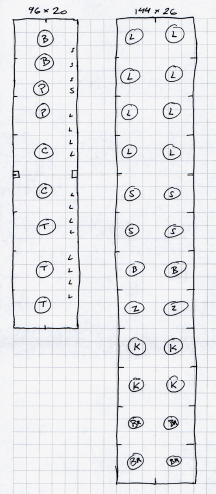 Garden Planning Graph Paper