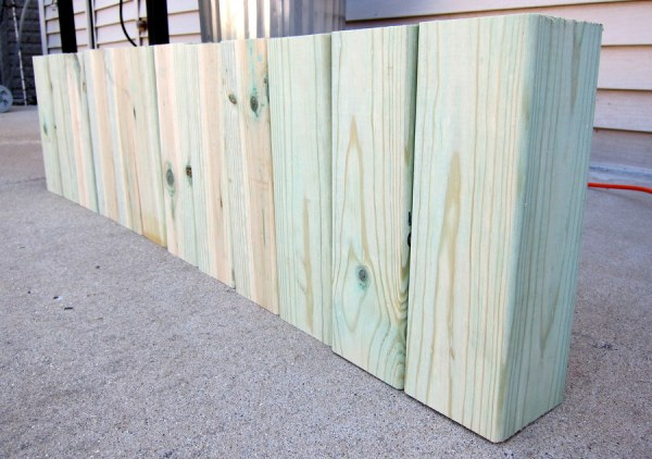 Wood 4x4 Posts