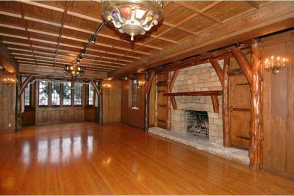 Tudor House Interior