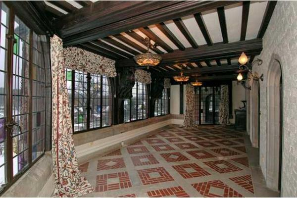Tudor House Interior