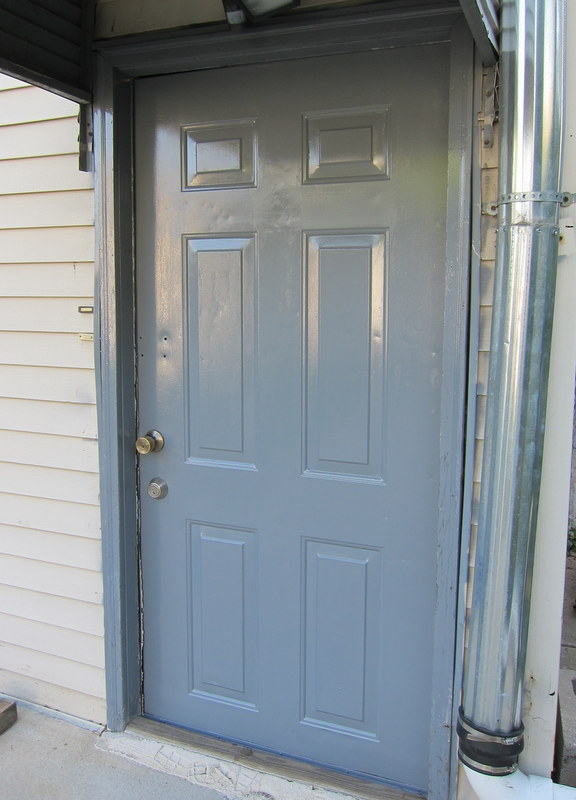 Back Door After
