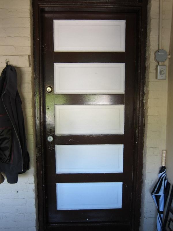 Catio Door Before