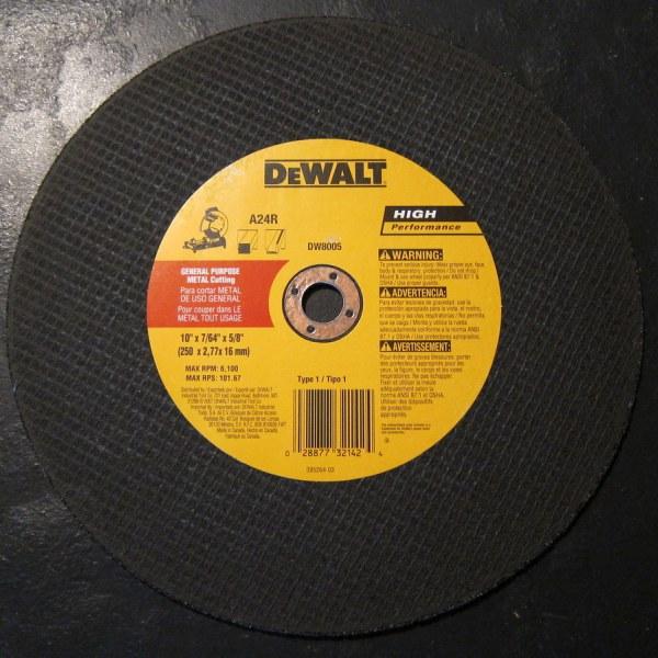 Dewalt Grinding Wheel
