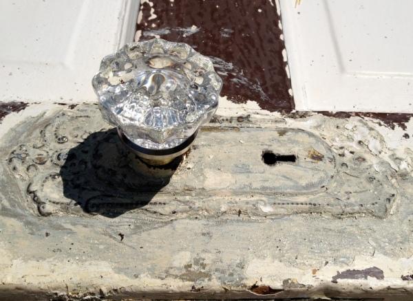 Door Plate Stripping
