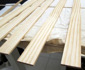 Lattic Wood Trim