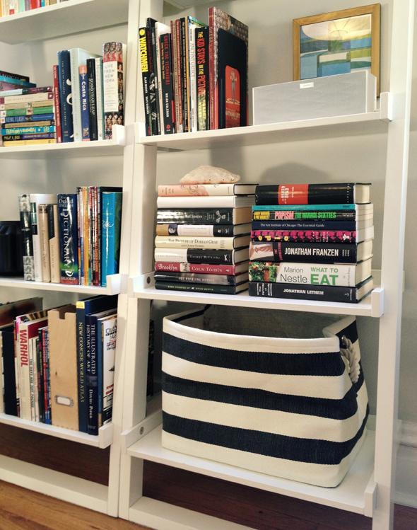 Bookshelves Storage