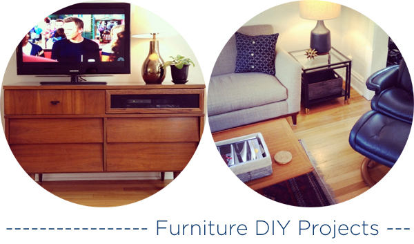 Furniture DIY Projects