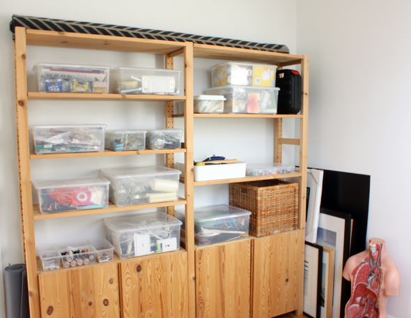 IKEA Storage Shelving
