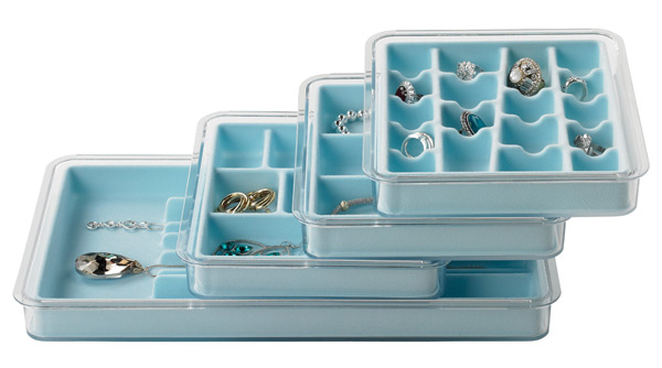 Container Store Jewelry Trays