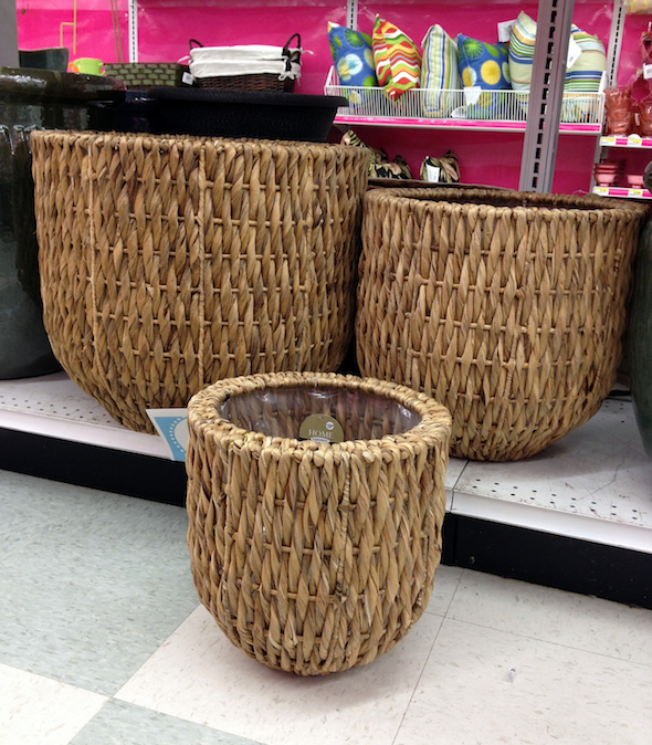 Jo-Ann Plant Baskets
