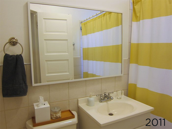Bathroom 2011