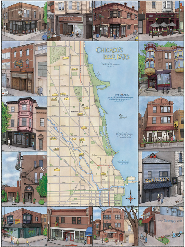 Chicago Beer Bars