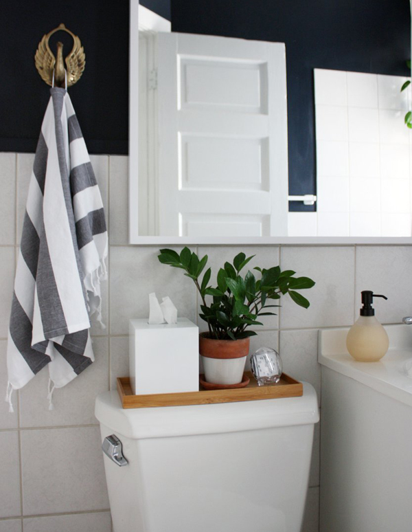 plants in the bathroom project palermo