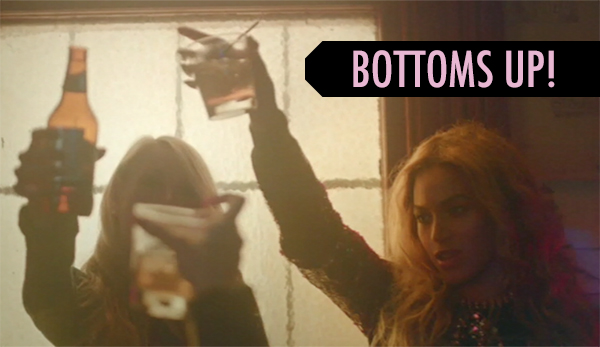 Beyonce Bottoms Up
