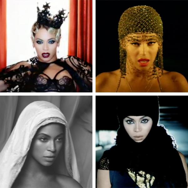 Beyonce Head Gear