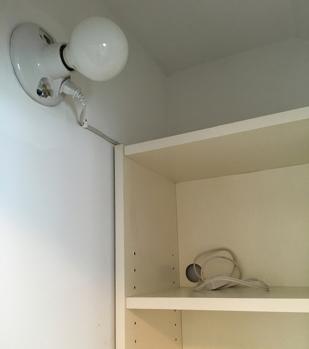Bon Bathroom Closet Charging Station