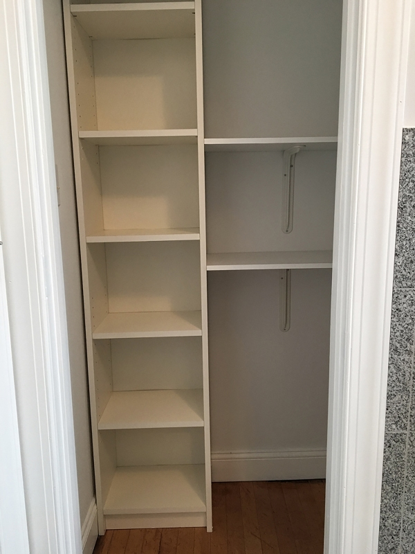 bathroom closet shelving ideas project palermo page 6 fixing up a chicago bungalow 15813