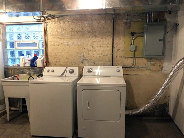 Basement Laundry Room Before And After Project Palermo