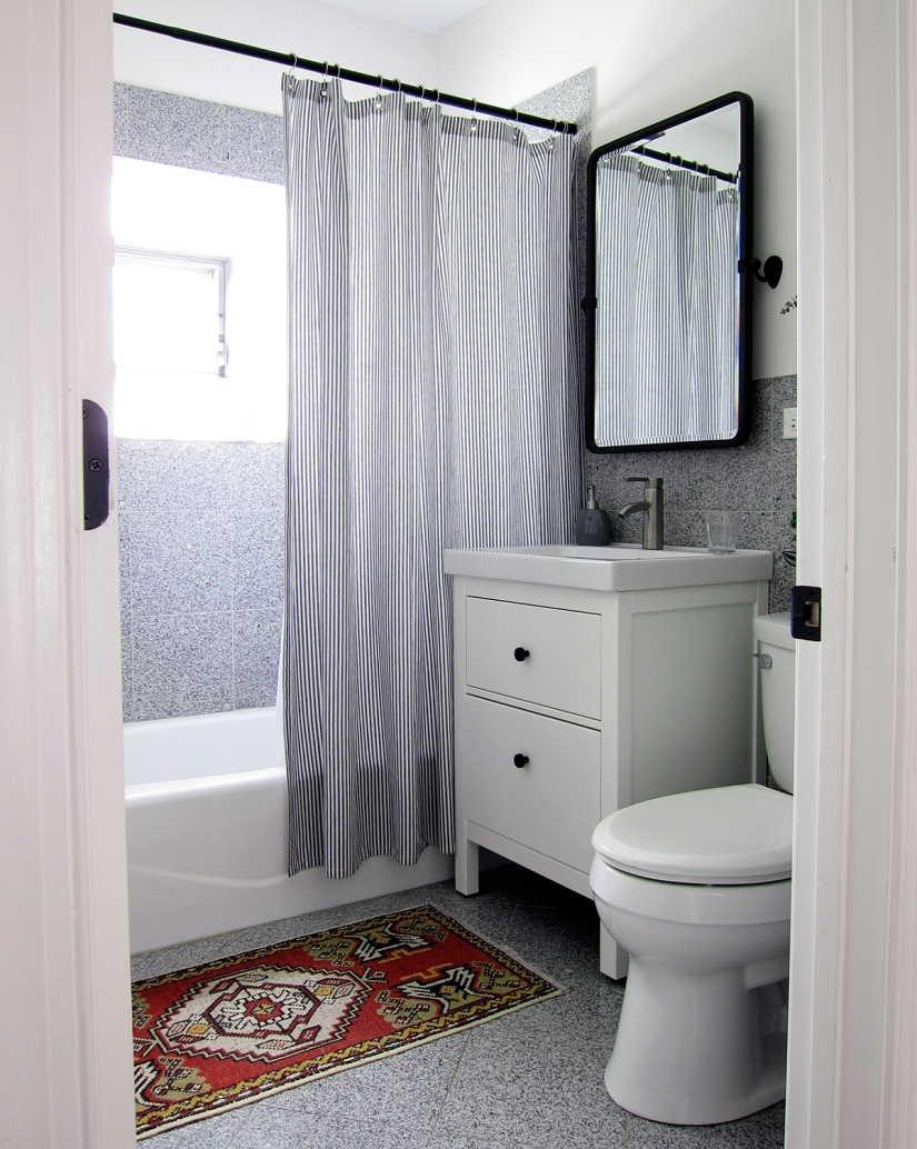 Bathroom Makeover: Finished!