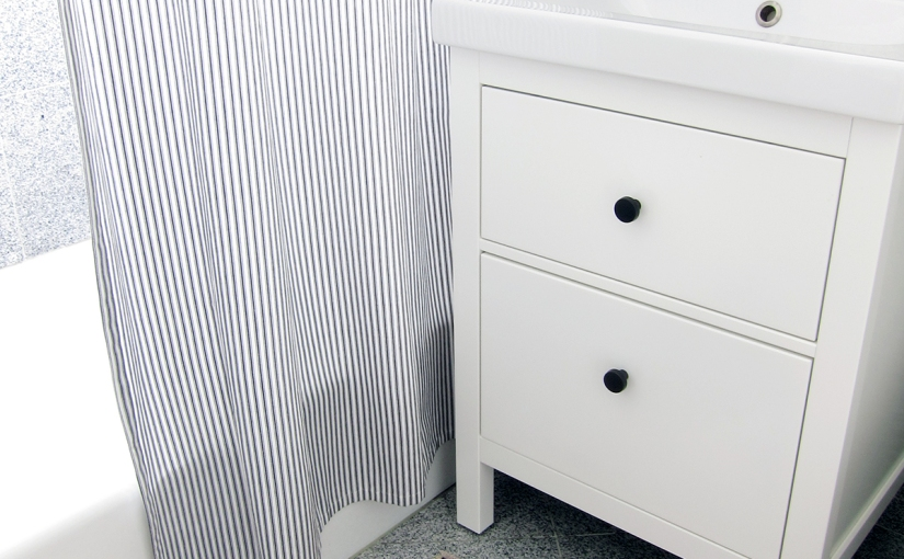 How I Installed an IKEA Bathroom Vanity