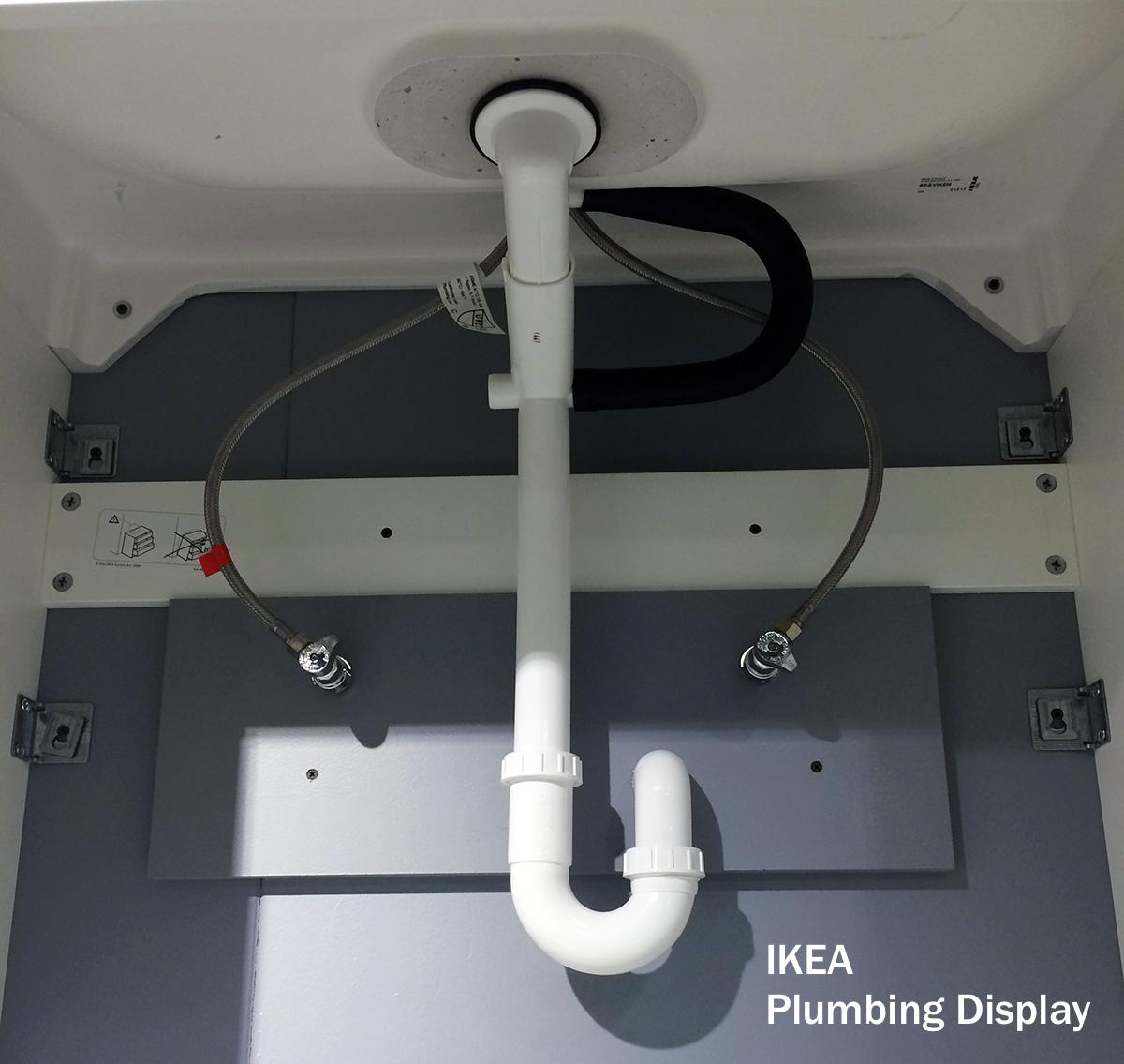 Delightful Ikea Plumbing Display 1.JPG