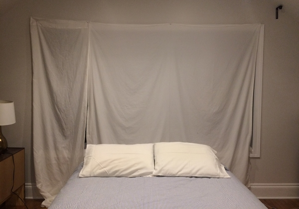 Bedroom Sheet Curtains.JPG