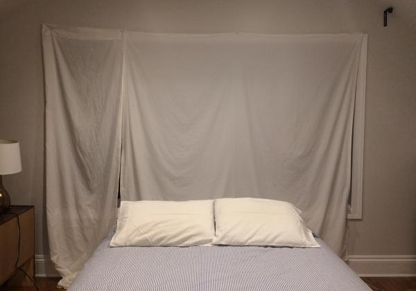 Bedroom Sheet Curtains.JPG