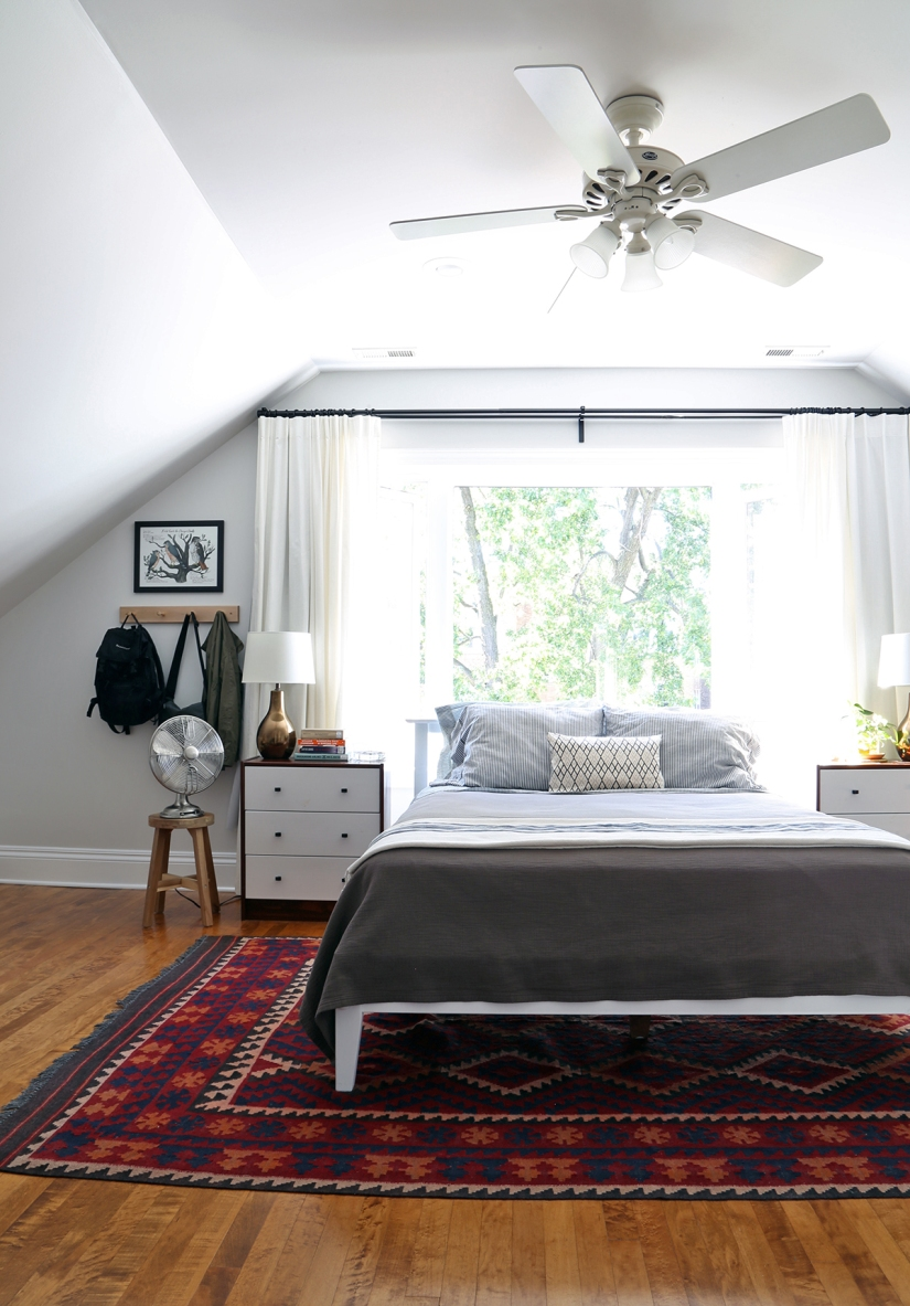 Bedroom Makeover: Before andAfter