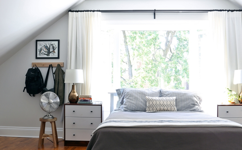 Bedroom Makeover: Before and After