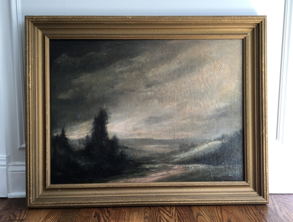 Oil Painting Frame Before.JPG