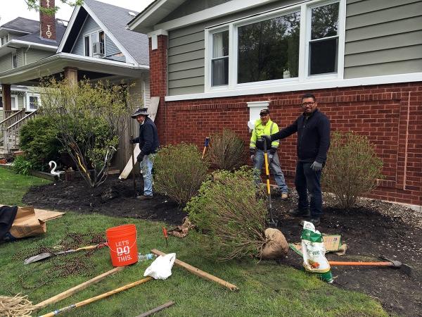 Landscaping Front Yard Progress.jpg