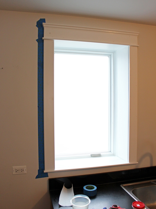 Window Trim Header