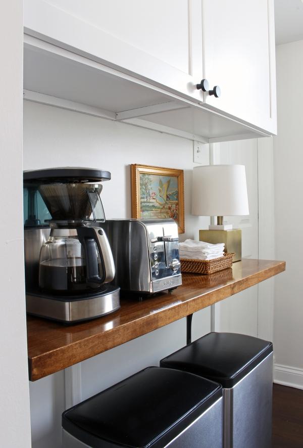 Shelf Over Kitchen Trashcans.jpg