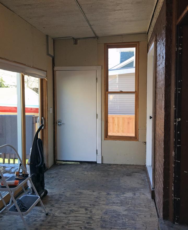 One Room Challenge Week 1: MudroomMakeover