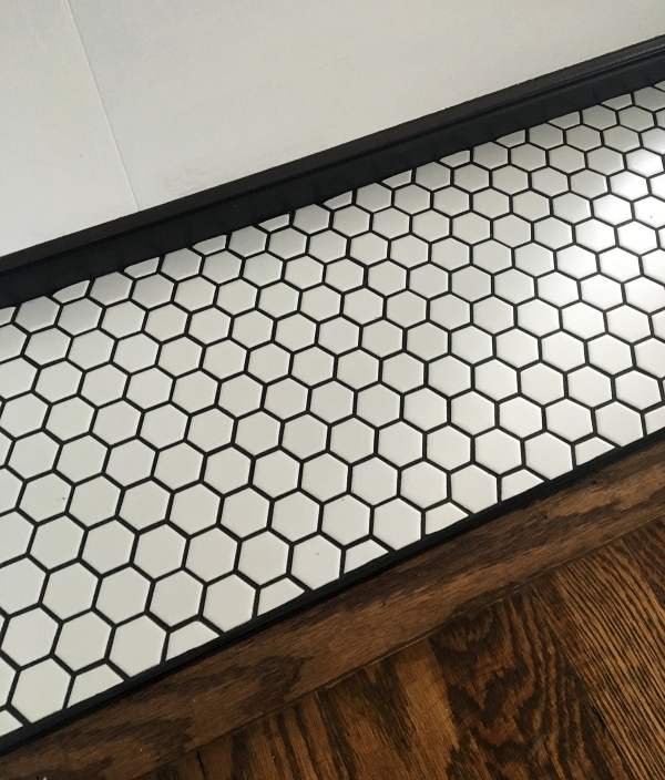 White Hex Ceramic Tile with Black Grout.jpg