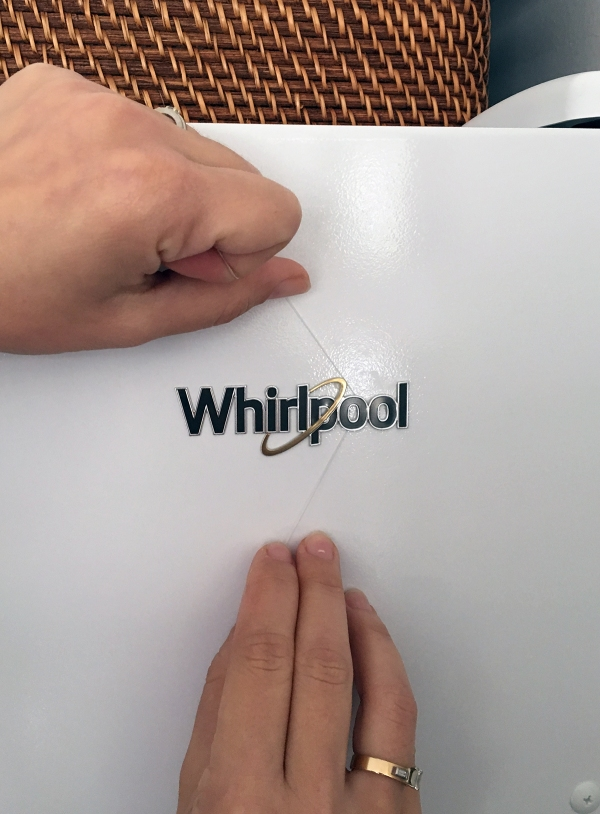 Goodbye Whirlpool