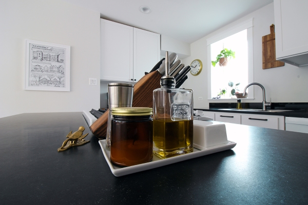 Kitchen Counter Tray