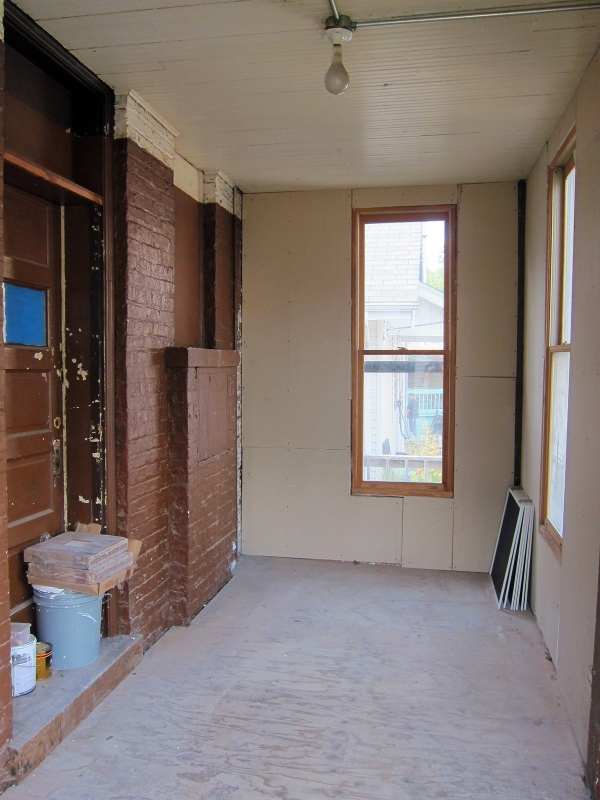 Mudroom Before 5