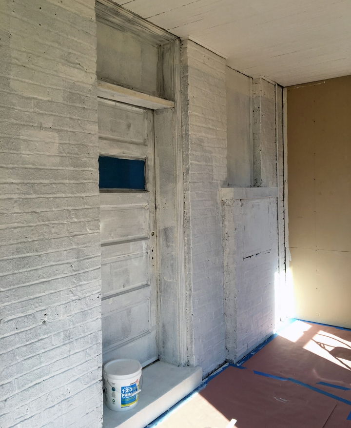 ORC Week 2: Drywall Finishing and So Much Painting