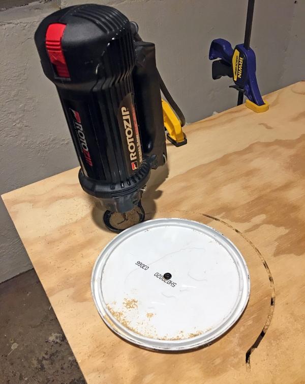 Circle Cutting