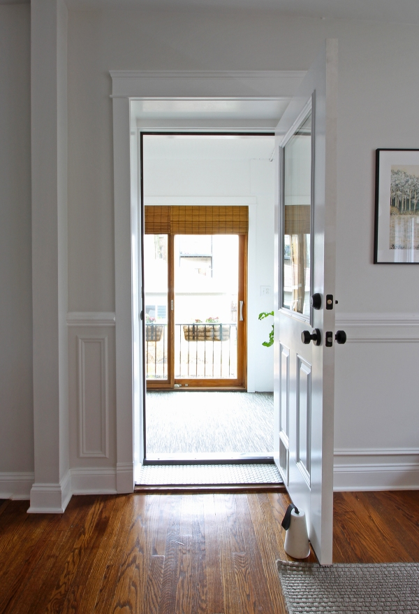 Door Open to Mudroom.JPG