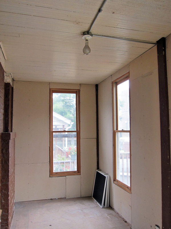 Mudroom North Corner Before.JPG