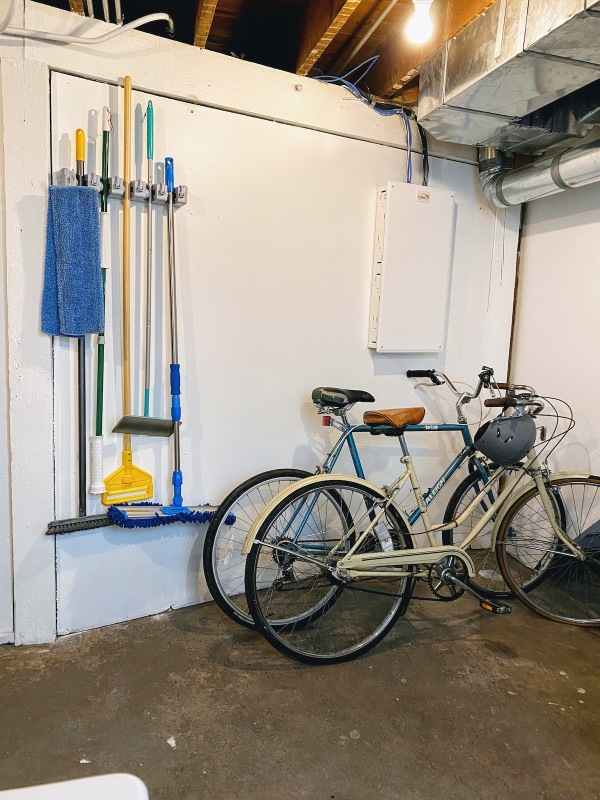 Basement Bikes