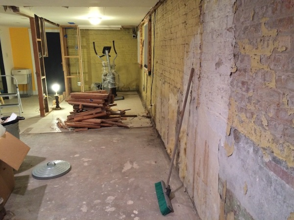 Basement Demo