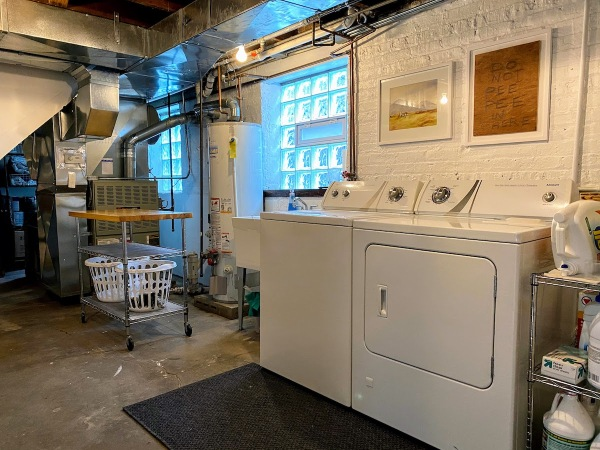 Basment Laundry Room 2