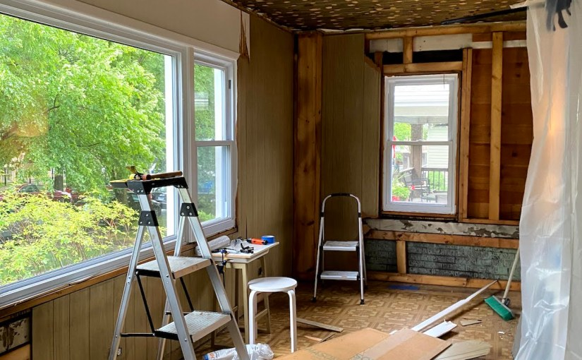 Let's Get Into Our Sunroom Renovation